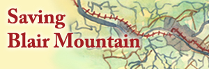 Click here to learn more about Blair Mountain History